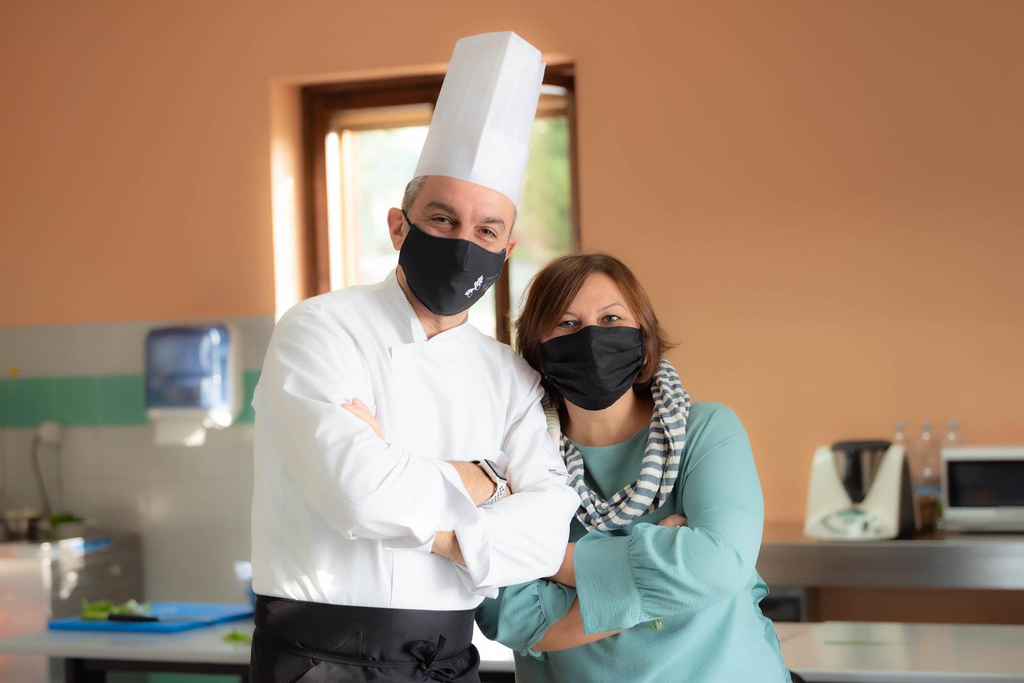 Progetto Di Collaborazione Con Istituto Alberghiero Di Piobbico E Lo Chef Roberto Dormicchi